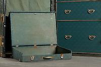&copy;2015 Jon Crispin<br /> Willard Suitcases<br /> Carrie L.
