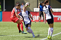 Portland, OR - Saturday September 02, 2017: \ during a regular season National Women's Soccer League (NWSL) match between the Portland Thorns FC and the Washington Spirit at Providence Park.