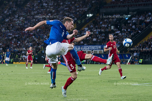Andrea Belotti (ITA), JUNE 11, 2017 - Football / Soccer : FIFA World Cup Russia 2018 European Qualifier Group G match between Italy 5-0 Liechtenstein at Dacia Arena in Udine, Italy. (Photo by Maurizio Borsari/AFLO)