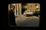 Views of the residents of Shiite neighborhoods in eastern Baghdad seen from behind the eight inches of steel and armored glass of an Army Humvee during patrols on Tuesday Dec. 12th and Wednesday Dec. 13, 2006.