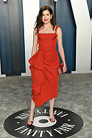 09 February 2020 - Los Angeles, California - Kathryn Hahn<br /> . 2020 Vanity Fair Oscar Party following the 92nd Academy Awards held at the Wallis Annenberg Center for the Performing Arts. Photo Credit: Birdie Thompson/AdMedia