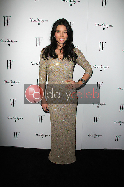Jessica Biel<br />