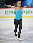 03.12.2014., Zagreb - Finnish figure skater Kiira Korpi at training ahed of The Golden Spin competition<br /> <br /> Foto ©  nph / PIXSELL / Igor Kralj