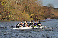 0RDU-Gearing .IM2.8+ .Reading Univ BC. Wallingford Head of the River. Sunday 27 November 2011. 4250 metres upstream on the Thames from Moulsford railway bridge to Oxford Universitiy's Fleming Boathouse in Wallingford. Event run by Wallingford Rowing Club..