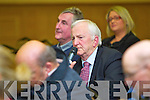 Billy Nolan at the Tralee Chamber Alliance meeting at the Brandon Hotel on Tuesday.