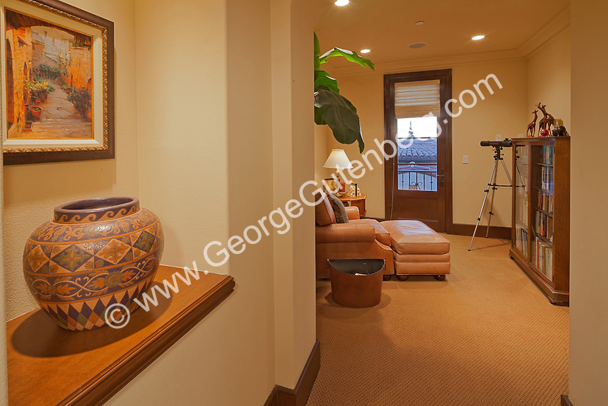 Stock photo of residential interior design detail