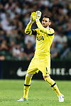 Tottenham Hotspur Goalkeeper Hugo Lloris in action during the Friendly match between Kitchee SC and Tottenham Hotspur FC at Hong Kong Stadium on May 26, 2017 in So Kon Po, Hong Kong. Photo by Man yuen Li  / Power Sport Images