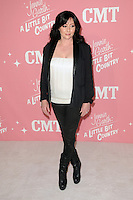 Shannen Doherty at Jennie Garth's 40th birthday celebration and premiere party for 'Jennie Garth: A Little Bit Country' at The London Hotel on April 19, 2012 in West Hollywood, California Credit: mpi35/MediaPunch Inc.