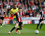 during the Championship match at Bramall Lane Stadium, Sheffield. Picture date 16th September 2017. Picture credit should read: Simon Bellis/Sportimage