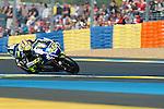 Le Mans GP de France<br /> Monster Energy Grand Prix de France during the world championship 2014.<br /> 18-05-2014<br /> MotoGP Race<br /> valentino rossi<br /> PHOTOCALL3000/RM