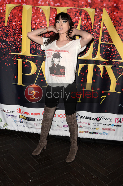 Kylie Maria<br /> at the 2017 Official Transgender Erotica Awards TEA Pre-Party, Avalon, Hollywood, CA 03-04-17<br /> David Edwards/DailyCeleb.com 818-249-4998