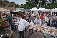 Uptown Westerville Farmers market