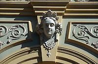 Spanien, Kanarische Inseln, Teneriffa, Santa Cruz, Jugendstilhaus am Circulo de Amistad XII de Enero