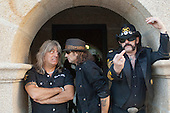 Aug 02, 2010: MOTORHEAD - Photosession in Los Angeles USA