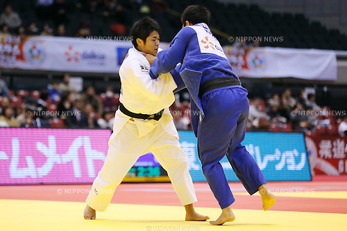 Kenta Nagasawa (JPN), DECEMBER 7, 2014 - Judo : <br /> IJF Grand Slam Tokyo 2014 International Judo Tournament <br /> Men's -91kg Semi Final <br /> at Tokyo Metropolitan Gymnasium, Tokyo, Japan. <br /> (Photo by AFLO SPORT) [1180]