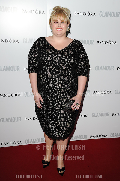 Rebel Wilson arriving for the 013 Glamour Women of The Year Awards, Berkeley Square, London. 04/06/2013 Picture by: Steve Vas / Featureflash