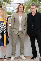 "Brad Pitt and Ray Liotta attending the ""Killing them Softly"" Photocall during the 65th annual International Cannes Film Festival in Cannes, France, 22nd May 2012..Credit: Timm/face to face /MediaPunch Inc. ***FOR USA ONLY***"