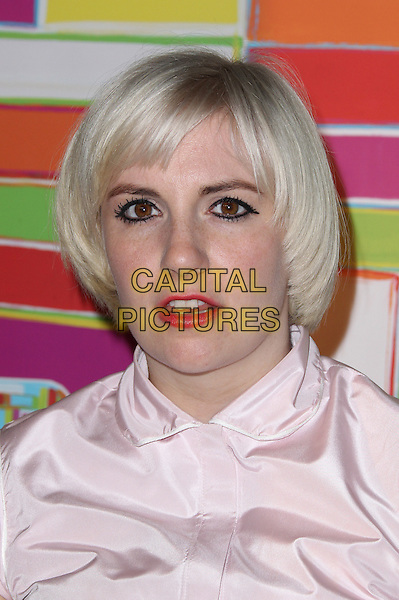 West Hollywood, CA - August 25: Lena Dunham Attending HBO's Official 2014 Emmy After Party At The Plaza at the Pacific Design Center  California on August 25, 2014.  <br /> CAP/MPI/RTNUPA<br /> &copy;RTNUPA/MediaPunch/Capital Pictures