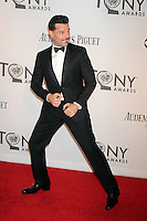 Ricky Martin at the 66th Annual Tony Awards at The Beacon Theatre on June 10, 2012 in New York City. Credit: RW/MediaPunch Inc. NORTEPHOTO.COM