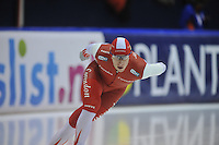 SCHAATSEN: HEERENVEEN: 28-12-2013, IJsstadion Thialf, KNSB Kwalificatie Toernooi (KKT), 10.000m, Jan Blokhuijsen, ©foto Martin de Jong