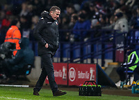 Bolton Wanderers' manager Phil Parkinson <br /> <br /> Photographer Andrew Kearns/CameraSport<br /> <br /> The EFL Sky Bet Championship - Bolton Wanderers v West Bromwich Albion - Monday 21st January 2019 - University of Bolton Stadium - Bolton<br /> <br /> World Copyright © 2019 CameraSport. All rights reserved. 43 Linden Ave. Countesthorpe. Leicester. England. LE8 5PG - Tel: +44 (0) 116 277 4147 - admin@camerasport.com - www.camerasport.com