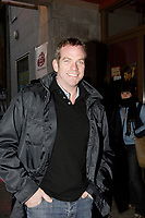 Montreal (QC) CANADA, October 30, 2007 -<br /> Garou arrive at<br />  Marc Dupre new album launch, held at Club Soda, Montreal, October 30m 2007<br /> <br /> <br /> photo : (c)    images Distribution