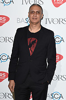 Nitin Sawhney<br /> at The Ivor Novello Awards 2017, Grosvenor House Hotel, London. <br /> <br /> <br /> ©Ash Knotek  D3267  18/05/2017