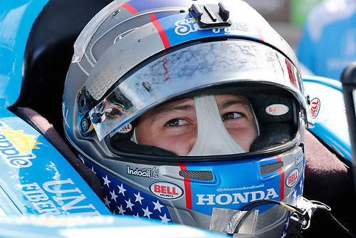 15-17 April, 2016, Long Beach, California USA<br /> Marco Andretti<br /> ©2016, Perry Nelson<br /> LAT Photo USA