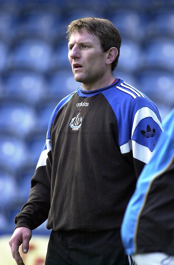 Photo. Richard Lane.Wasps v Newcastle. 30/1/2000.Gary Armstrong.