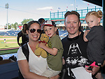 "The Gallagher Family during the Reno Aces ""Star Wars Night"" game at Greater Nevada Field in Reno on Saturday, June 17, 2017."