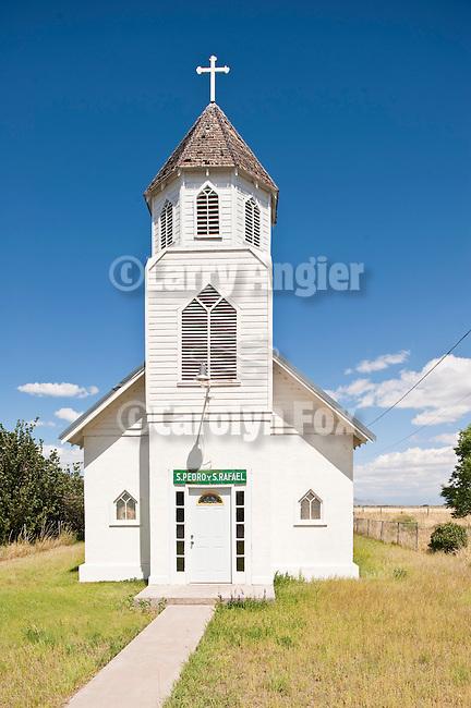 San Pedro y San Rafael Church, San Luis Valley, Colo.