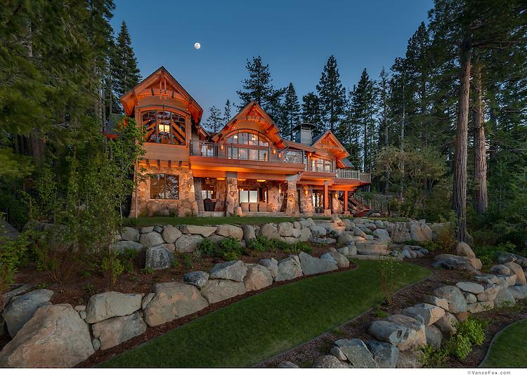 Lakeshore Residence, Lake Tahoe for Sandbox Studio and Loverde Builders