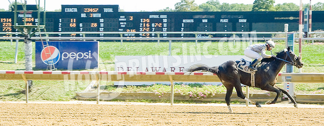 Presidental Colors winning at Delaware Park on 9/12/12