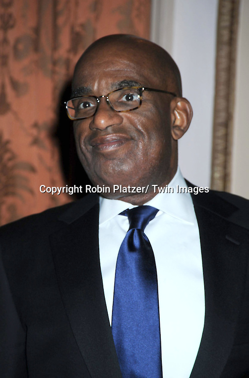 Al Roker attending the 20th Annual  Broadcasting & Cable Hall of Fame Awards on October 27, 2010 at The Waldorf Astoria Hotel in New York City.