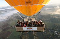 20140617 June 17 Hot Air Balloon Gold Coast