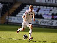 Pictured: Mark Gower of Swansea City<br /> Coca Cola Championship, Swansea City FC v Burnley at the Liberty Stadium, Swansea. Saturday 20 September 2008.