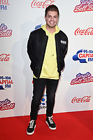 LONDON, UK. December 08, 2018: Sonny Jay at Capital's Jingle Bell Ball 2018 with Coca-Cola, O2 Arena, London.<br /> Picture: Steve Vas/Featureflash