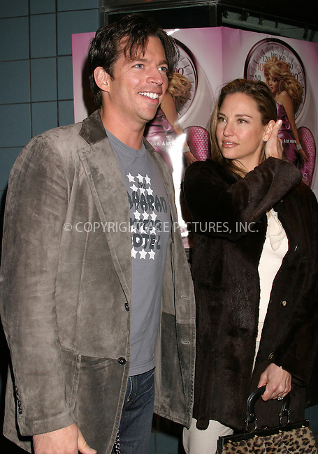 WWW.ACEPIXS.COM . . . . . ....NEW YORK, MARCH 2, 2005....Harry Connick Jr. and Jill Goodacre at the premiere of the Showtime show 'Fat Actress.'....Please byline: ACE009 - ACE PICTURES.. . . . . . ..Ace Pictures, Inc:  ..Philip Vaughan (646) 769-0430..e-mail: info@acepixs.com..web: http://www.acepixs.com