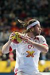 Mikkel Hansen.  DENMARK vs CROATIA: 30-24 - Semifinal