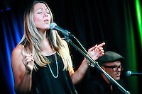 Colbie Caillat visits MIX 106.1's iHeart Radio Performance Theater in Bala Cynwyd, Pa on June 1, 2012  © Star Shooter / MediaPunchInc
