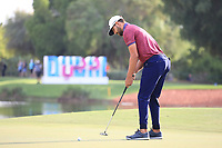 Erik Van Rooyen (RSA) during the first round of the DP World Championship, Earth Course, Jumeirah Golf Estates, Dubai, UAE. 21/11/2019<br /> Picture: Golffile | Phil INGLIS<br /> <br /> <br /> All photo usage must carry mandatory copyright credit (© Golffile | Phil INGLIS)