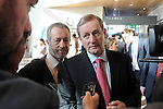 Taoiseach Enda Kenny and Sean Kelly, MEP pictured at EPP congress in Dublin on Friday.<br /> Picture by Sally MacMonagle<br /> <br /> Photo issued by EPPgroup<br /> Further information: fiona.kearns@europarl.europa.eu