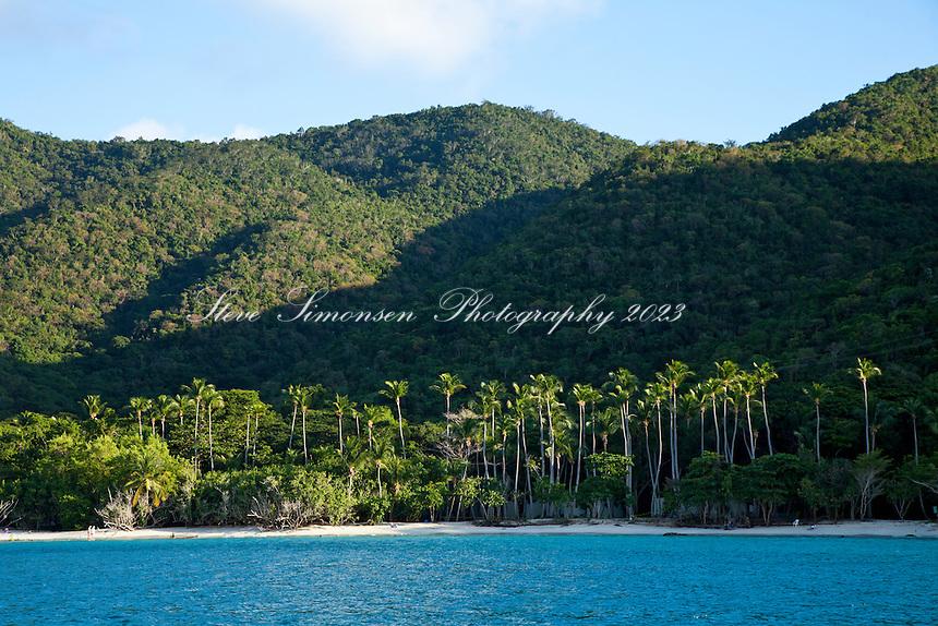 Cinnamon Bay St. John<br /> Virgin Islands National Park<br /> U.S. Virgin Islands