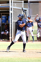 John Bivens - Milwaukee Brewers - 2010 Instructional League.Photo by:  Bill Mitchell/Four Seam Images..
