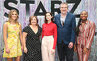 CENTURY CITY, CA - June 2: Emma Frost, Matthew Graham, Nadia Parkes, Stephanie Levi-John, Charlotte Hope, at Starz FYC 2019 — Where Creativity, Culture and Conversations Collide at The Atrium At Westfield Century City in Century City, California on June 2, 2019. <br /> CAP/MPIFS<br /> ©MPIFS/Capital Pictures