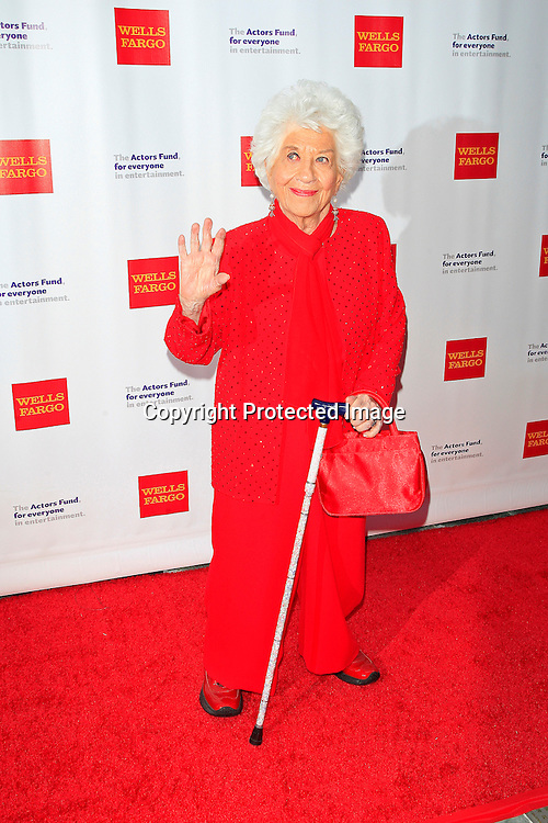 LOS ANGELES - JUN 7: Charlotte Rae at the Actors Fund's 19th Annual Tony Awards Viewing Party at the Skirball Cultural Center on June 7, 2015 in Los Angeles, CA