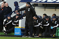 during Millwall vs West Bromwich Albion, Sky Bet EFL Championship Football at The Den on 9th February 2020