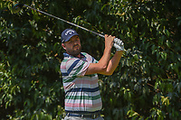 Marc Leishman (AUS) watches his tee shot on 2 during round 3 of the World Golf Championships, Mexico, Club De Golf Chapultepec, Mexico City, Mexico. 3/3/2018.<br /> Picture: Golffile | Ken Murray<br /> <br /> <br /> All photo usage must carry mandatory copyright credit (&copy; Golffile | Ken Murray)