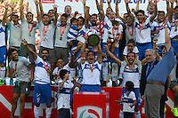 Futbol 2016 Apertura - Universidad Católica Campeón