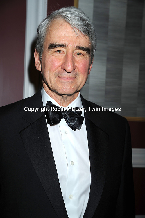 actor Sam Waterston..posing for photographers at The 36th Annual International Emmy Awards on November 24, 2008 at The New York Hilton Hotel. ....Robin Platzer, Twin Images